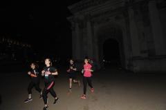 Hackney Half training run - 27 Feb 2019 12