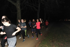 Hackney Half training run - 27 Feb 2019 15