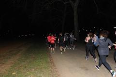 Hackney Half training run - 27 Feb 2019 17