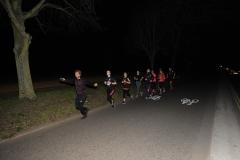 Hackney Half training run - 27 Feb 2019 21