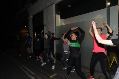 Hackney Half training run - 27 Feb 2019 5